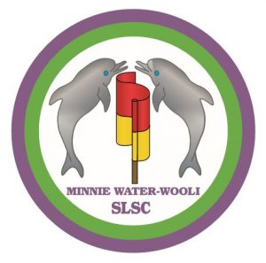 Minnie Water Wooli SLSC Logo